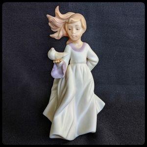 Golden Memories Figurine
